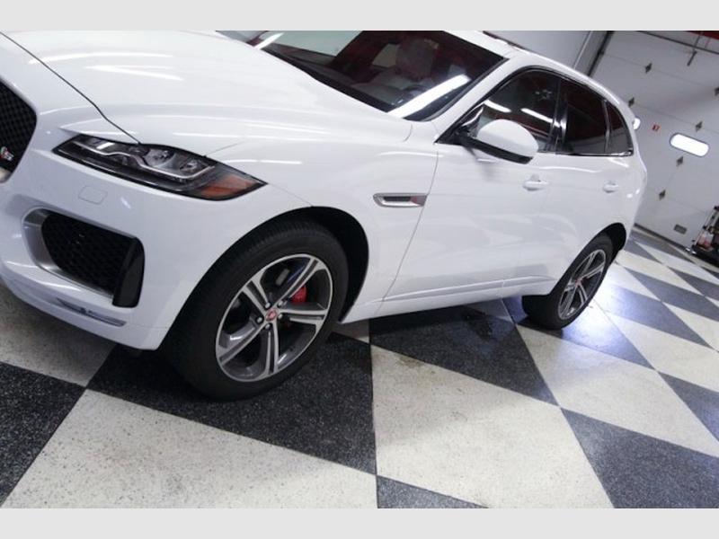 Jaguar F-PACE 2019 price $47,499