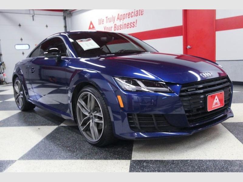 Audi TT Coupe 2017 price $37,999