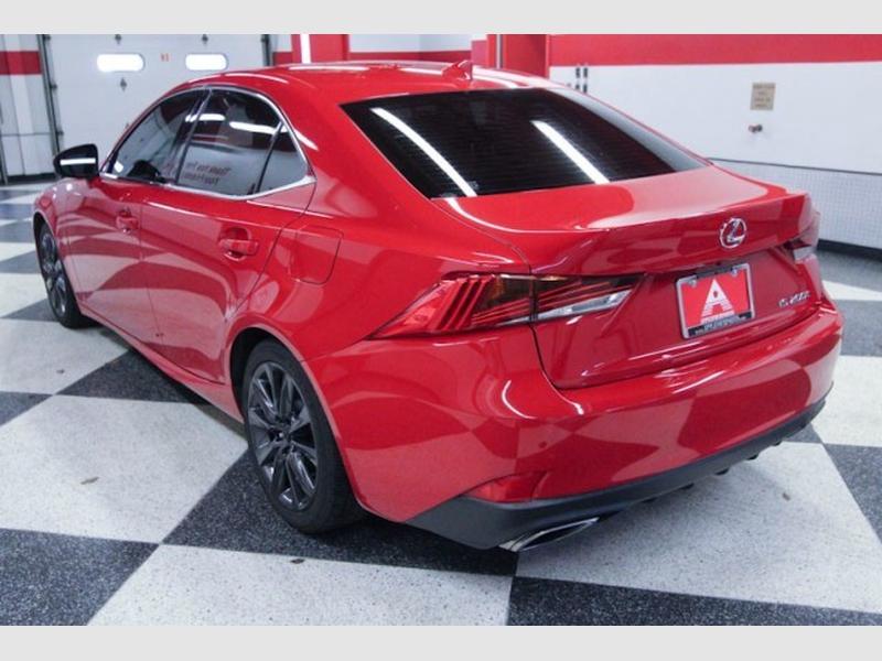 Lexus IS 2017 price $31,499