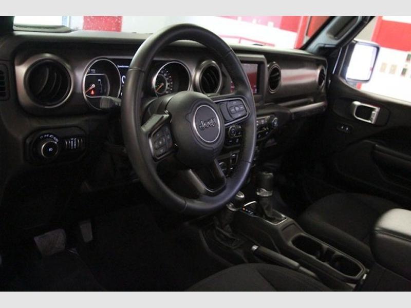 Jeep Wrangler Unlimited 2020 price $43,999