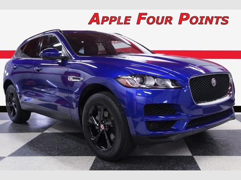 Jaguar F-PACE 2018 price $39,999
