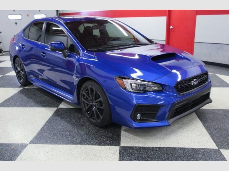 Subaru WRX 2019 price $34,995