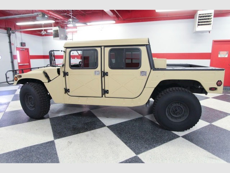 Hummer H1 1992 price $44,000