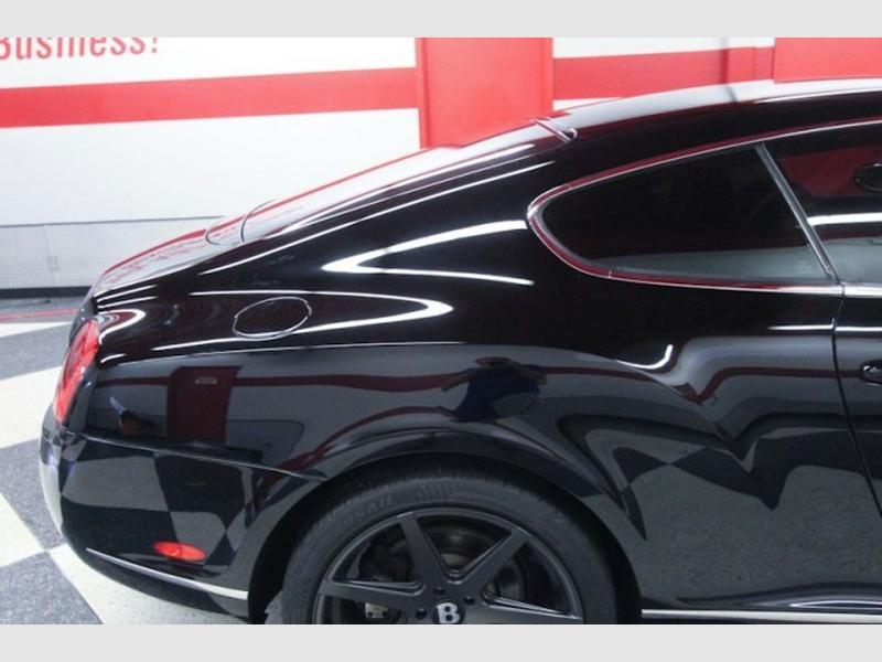 Bentley Continental 2005 price $59,999