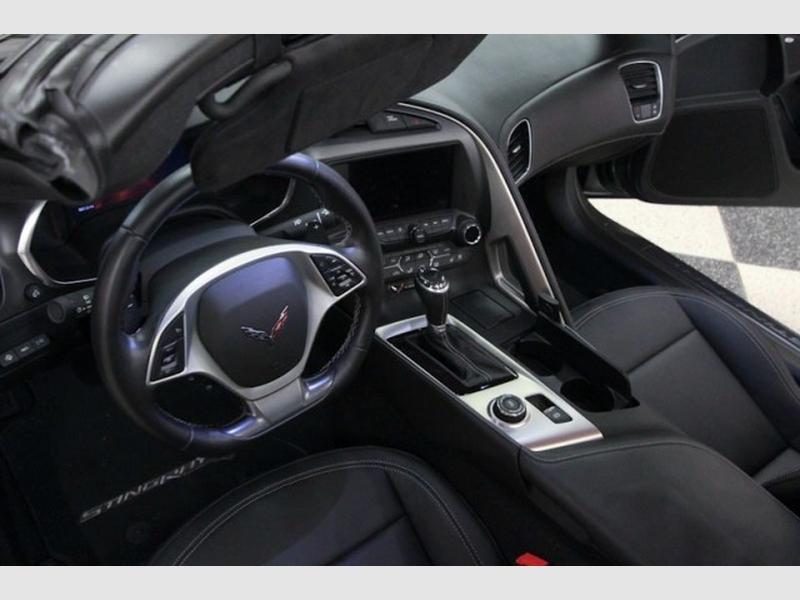 Chevrolet Corvette 2016 price $66,999