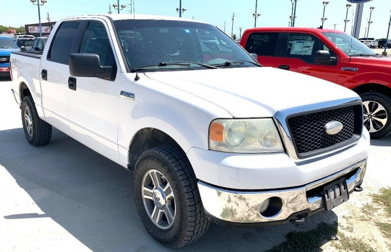 Ford F-150 2007 price $6,600