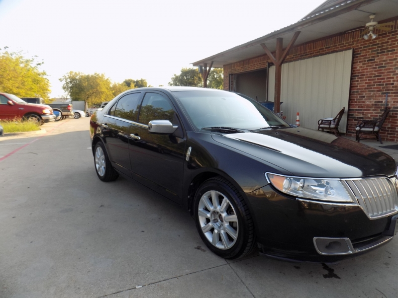 Lincoln MKZ 2012 price $4,995