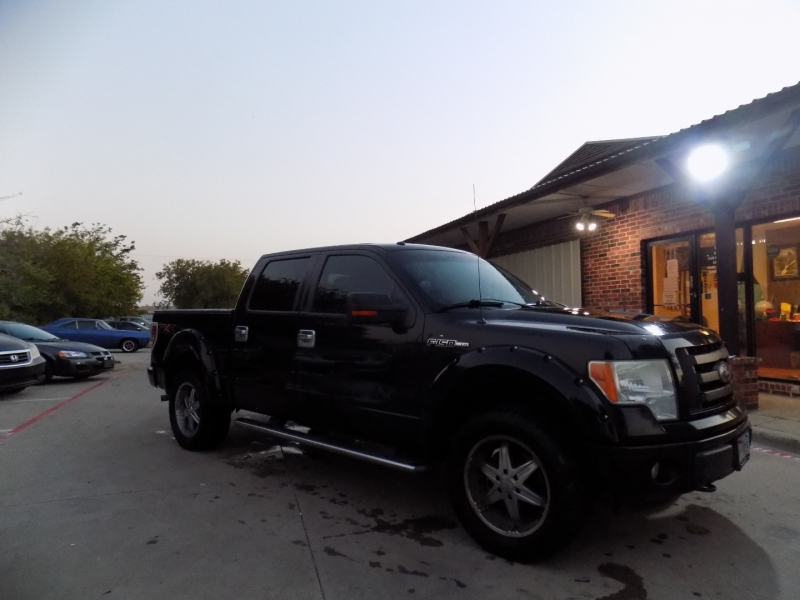 Ford FX4 AWD CREW CAB 2010 price $14,995