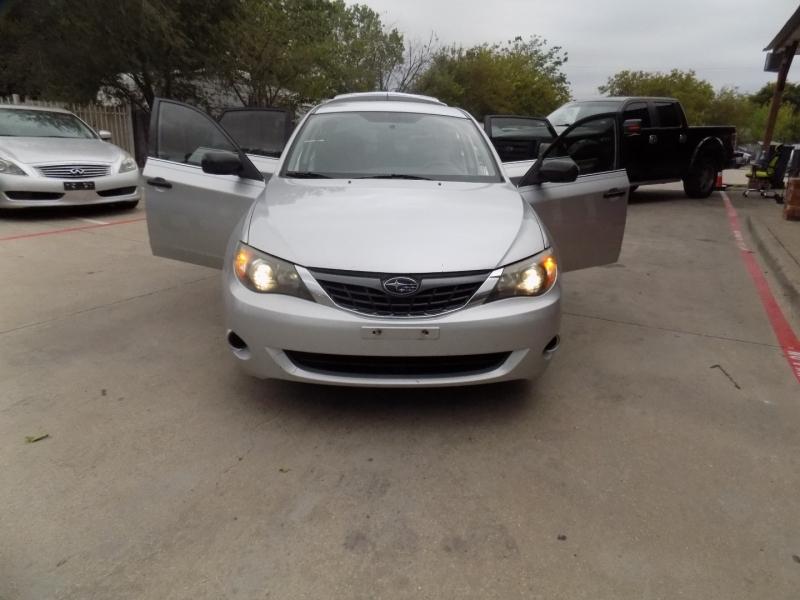Subaru Impreza Sedan (Natl) 2008 price $4,995
