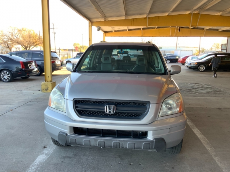 Honda PILOT AWD 2004 price $3,595