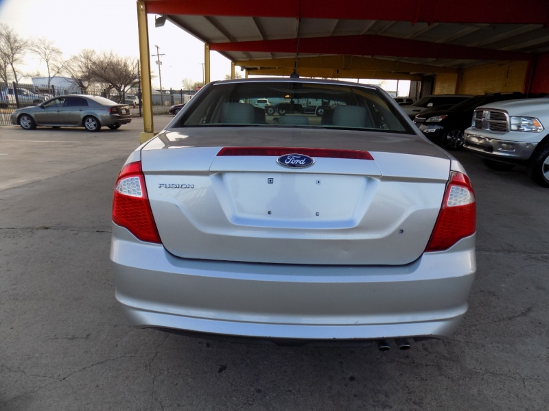 Ford Fusion 2012 price $5,300