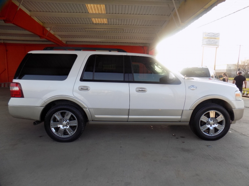 Ford Expedition King Ranch 2010 price $9,495
