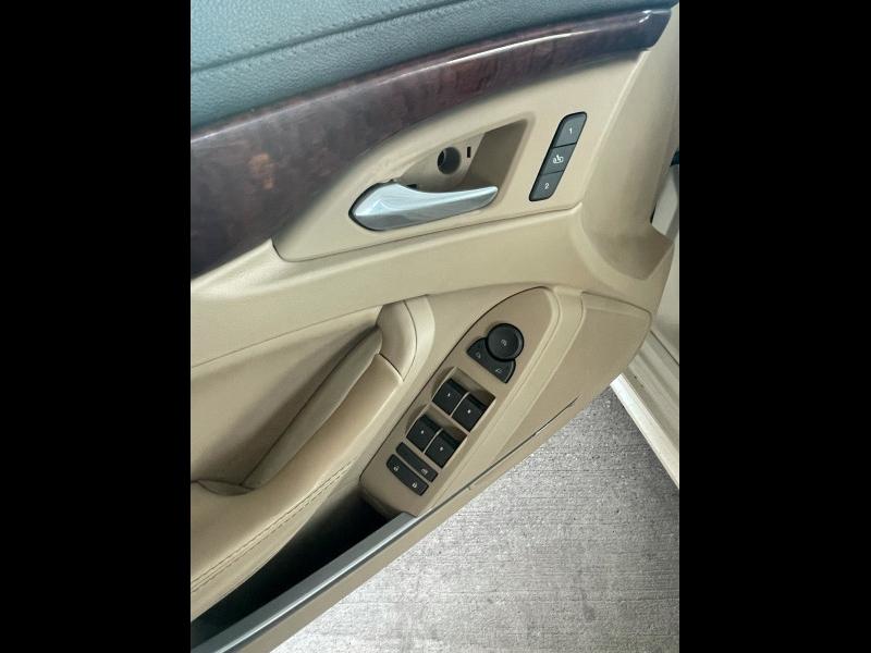Cadillac CTS Sedan 2012 price $7,800