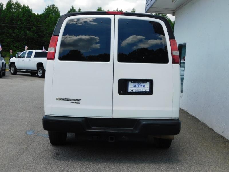 Chevrolet Express Passenger 2016 price $16,990