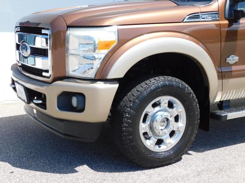Ford Super Duty F-250 2012 price $20,900