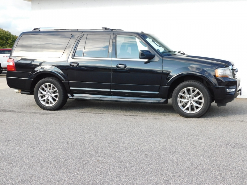 Ford Expedition EL 2017 price $18,900
