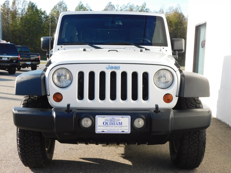 Jeep Wrangler Unlimited 2013 price $20,500