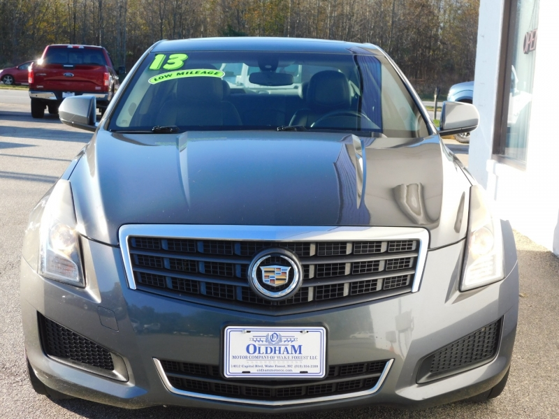 Cadillac ATS 2013 price $13,500