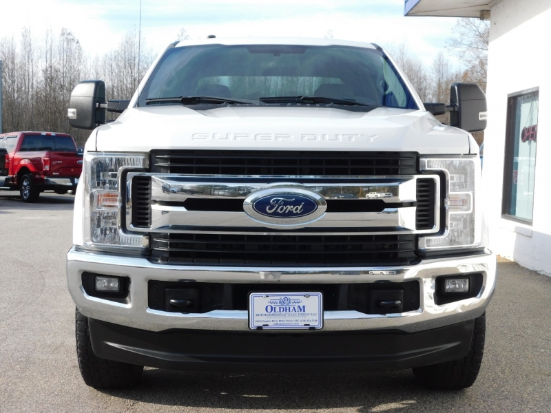 Ford Super Duty F-250 SRW 2017 price $35,790