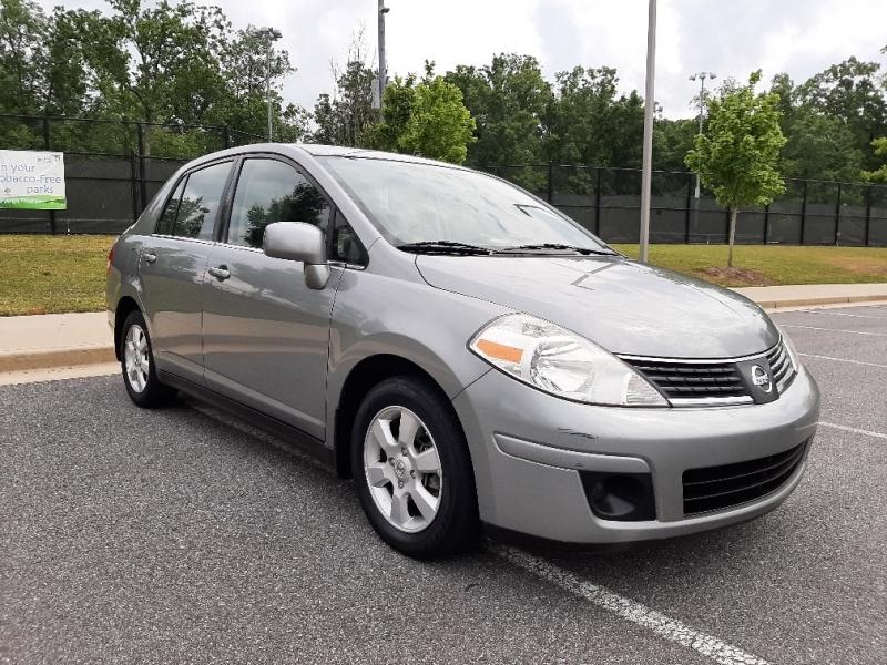 Nissan Versa 2008 price $5,800 Cash