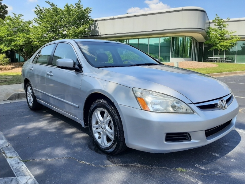 Honda Accord 2007 price $6,200 Cash