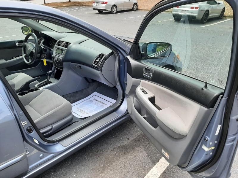 Honda Accord 2007 price $6,400 Cash