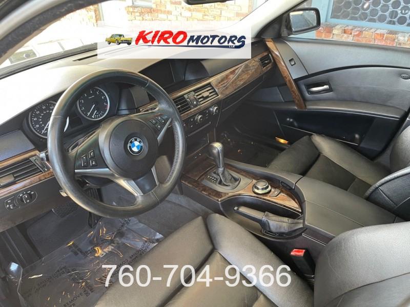 BMW 530 2007 price $6,000