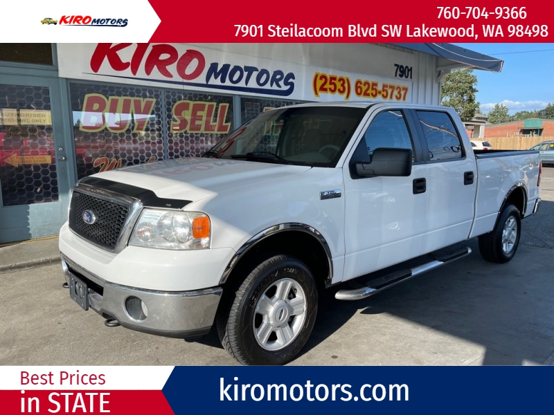 FORD F150 2008 price $11,000