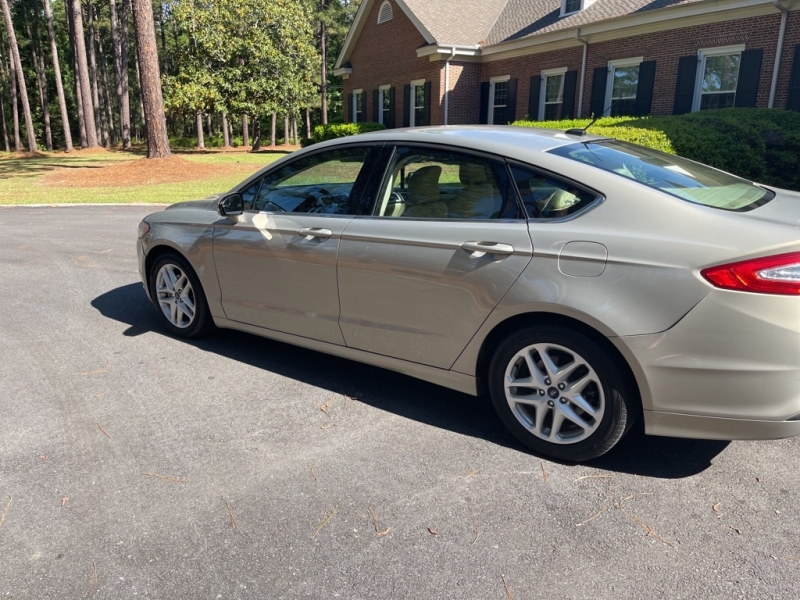 FORD FUSION 2016 price $13,055