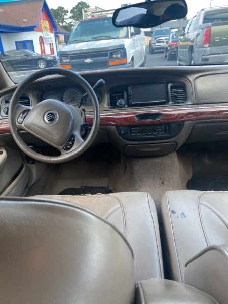 MERCURY GRAND MARQUIS 2002 price Call for Pricing.