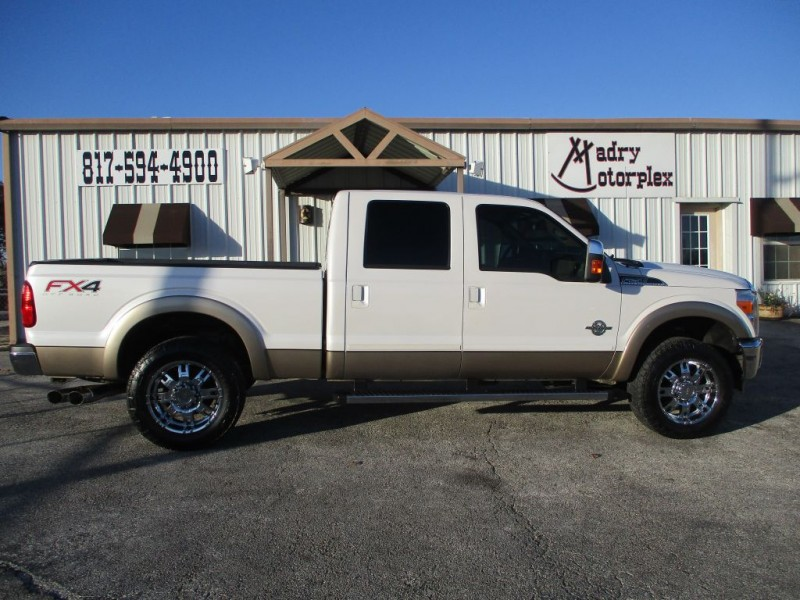 FORD F250 2013 price $29,950