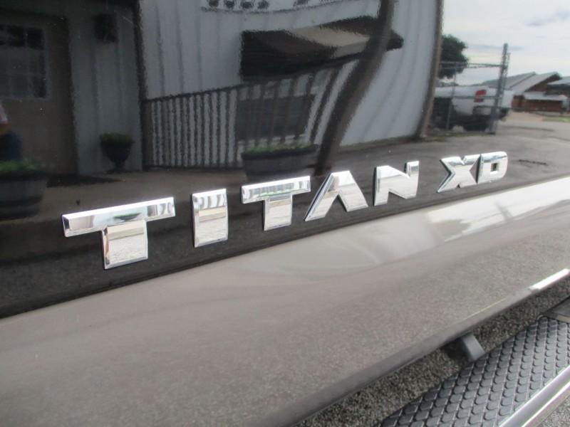 NISSAN TITAN XD 2016 price $34,950