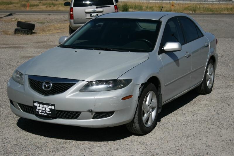 Mazda Mazda6 2004 price $899
