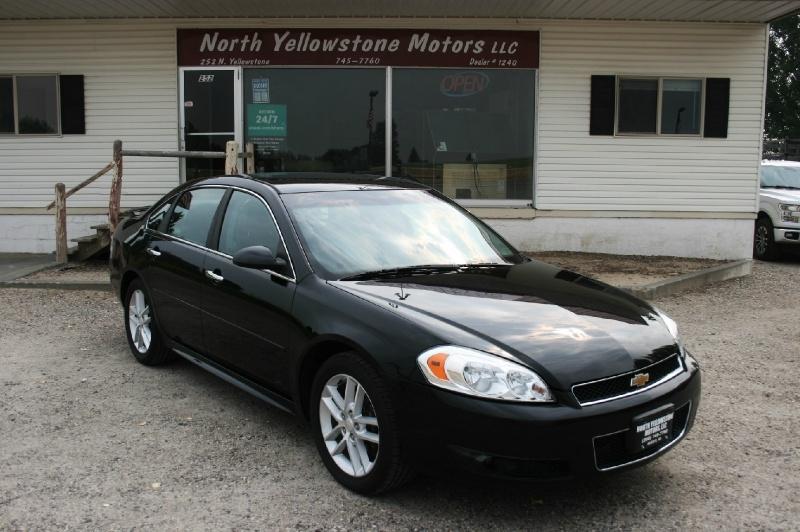 Chevrolet Impala 2012 price $6,499