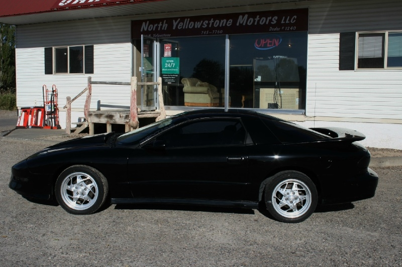 Pontiac Firebird 1993 price $4,999