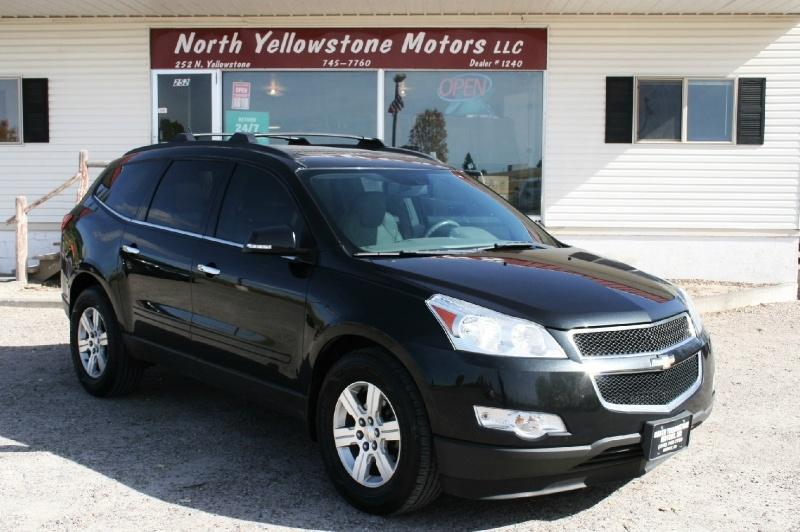 Chevrolet Traverse 2011 price $7,299