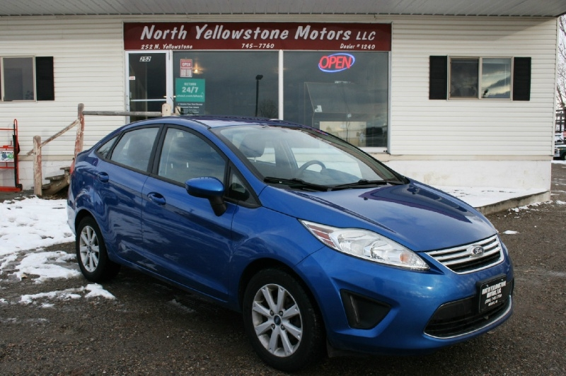 Ford Fiesta 2011 price $3,999