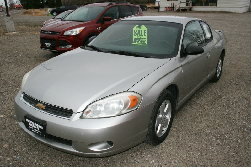 Chevrolet Monte Carlo 2006 price $2,299