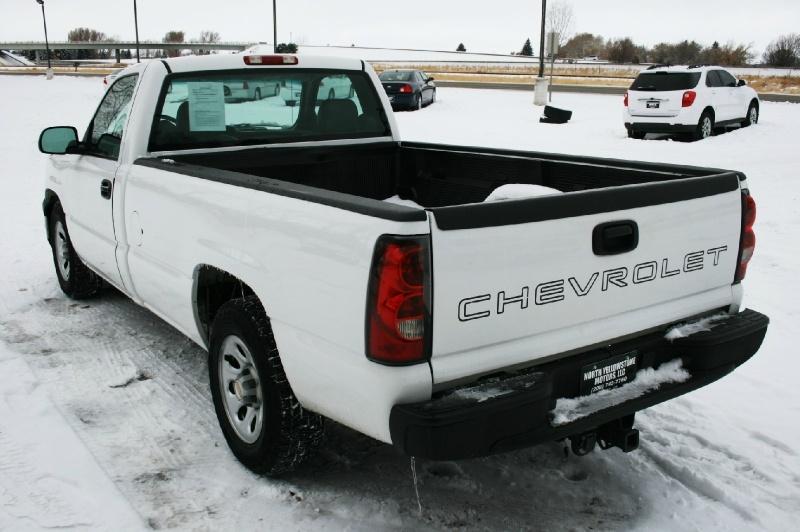 Chevrolet Silverado 1500 2006 price $5,499