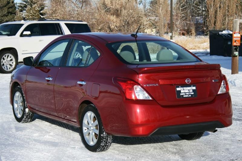 Nissan Versa 2015 price $5,299