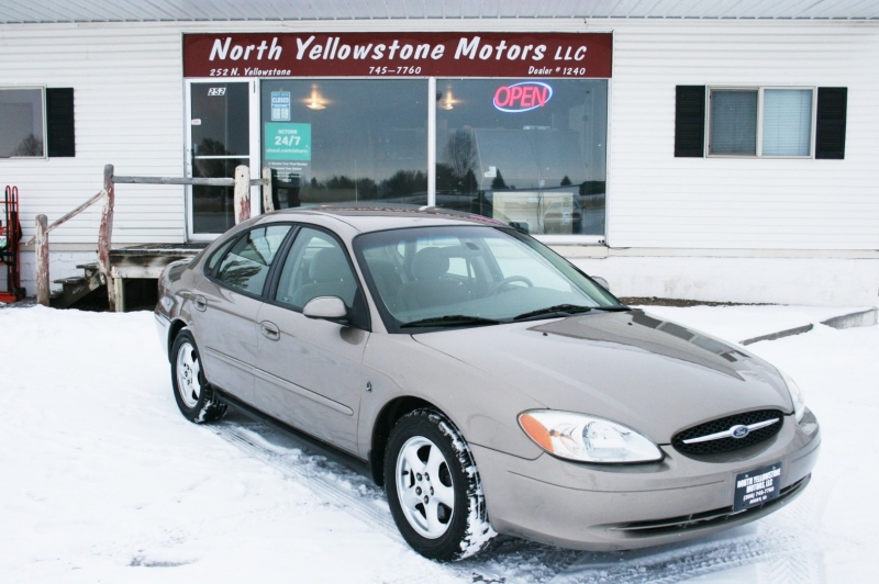 Ford Taurus 2002 price $3,499