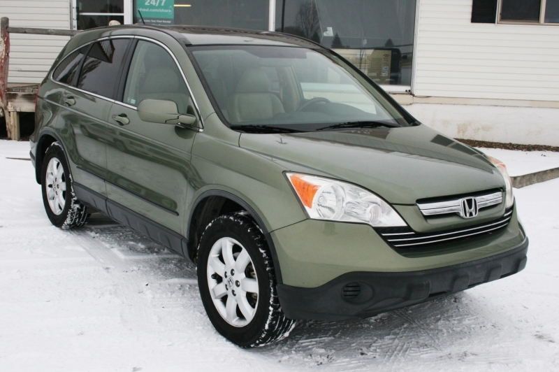Honda CR-V 2007 price $6,999