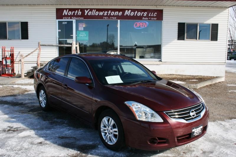 Nissan Altima 2012 price $6,499