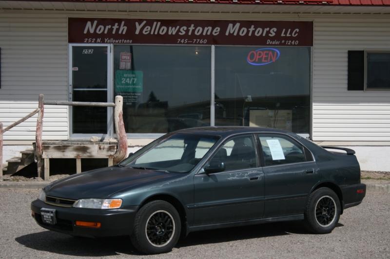 Honda Accord Sdn 1996 price $1,500