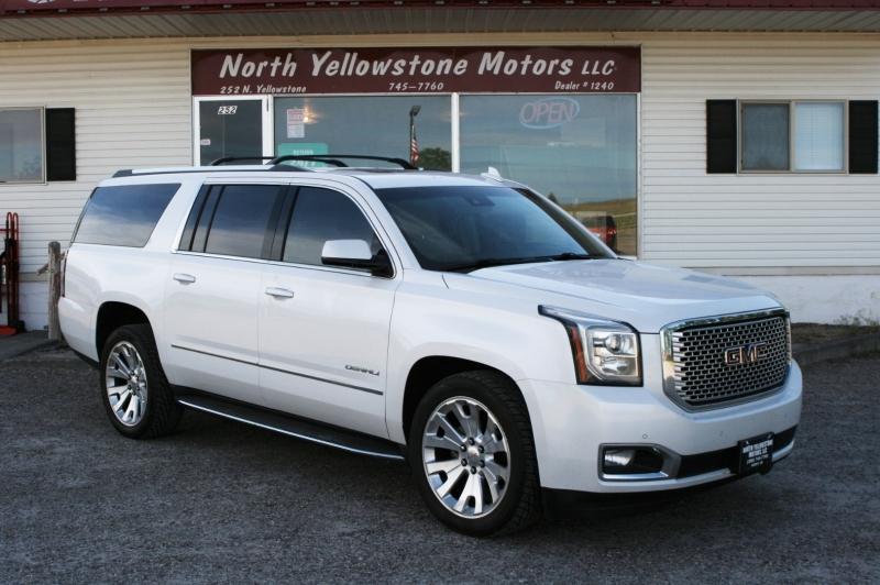 GMC Yukon XL 2016 price $42,999