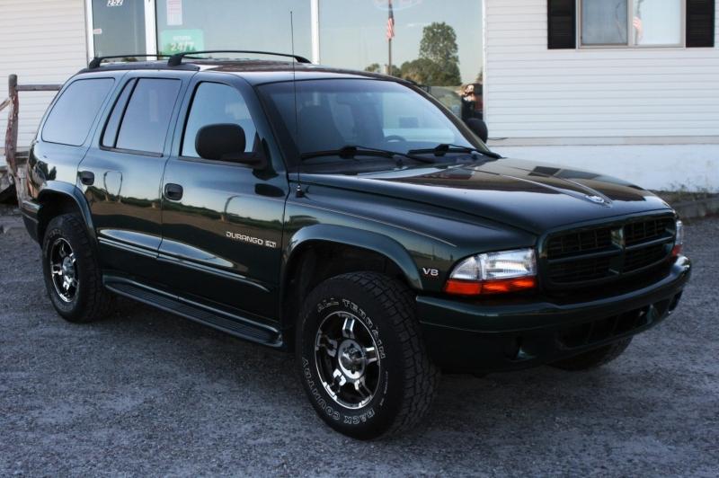 Dodge Durango 2000 price $0
