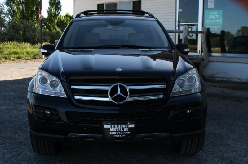 Mercedes-Benz GL-Class 2008 price $10,999