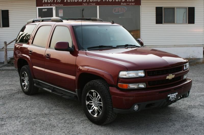 Chevrolet Tahoe 2006 price $5,999