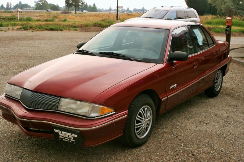 Buick Skylark 1994 price $1,999