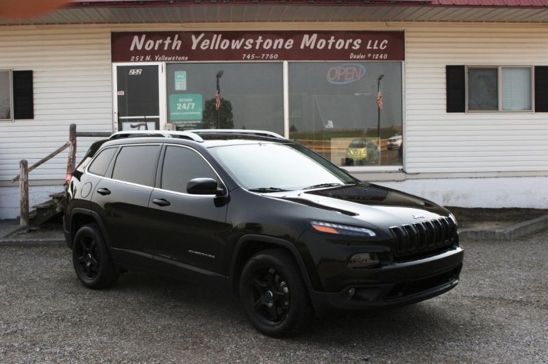 Jeep Cherokee 2017 price $17,999